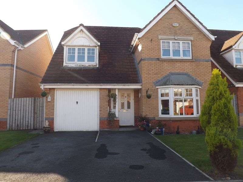 4 Bedrooms Detached House for sale in Cotherstone Close, Eaglescliffe