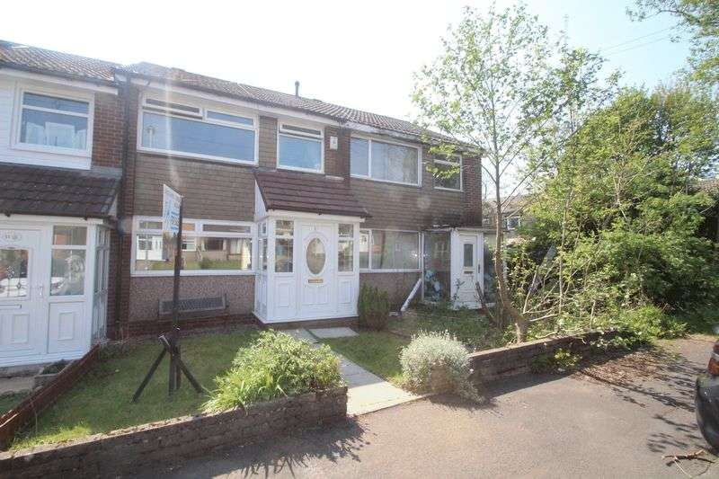 3 Bedrooms Terraced House for sale in Roads Ford Avenue, Milnrow OL16 3UQ