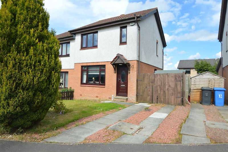 3 Bedrooms Semi Detached House for sale in Westend Court, Law