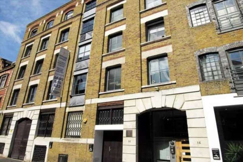 Serviced Office Commercial for rent in Brune Street, Liverpool Street, London