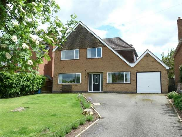 4 Bedrooms Detached House for sale in Dunton Bassett
