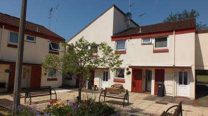 2 Bedrooms Flat for sale in Jubilee Court, West Paddock, Leyland