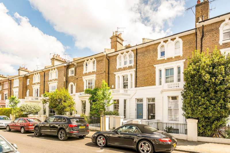 4 Bedrooms House for sale in Portland Road, Notting Hill, W11