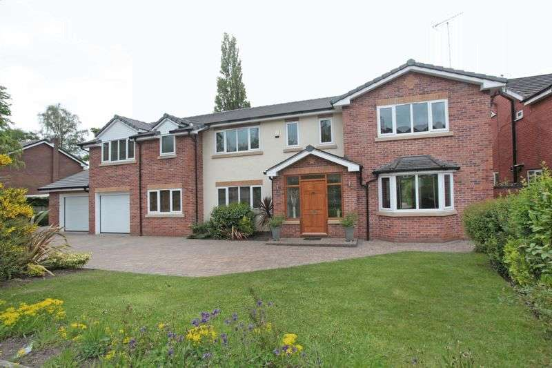 6 Bedrooms Detached House for sale in Pinewood, Bowdon