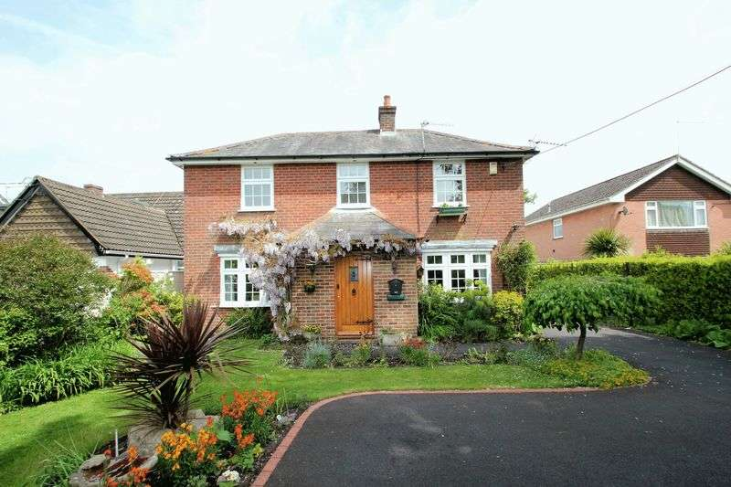 4 Bedrooms Detached House for sale in Dudsbury Farm House, Christchurch Road, Ferndown