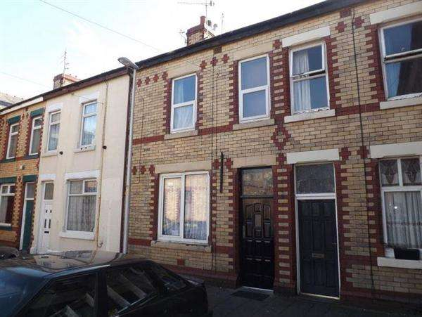 3 Bedrooms Terraced House for sale in Empire Grove, Blackpool
