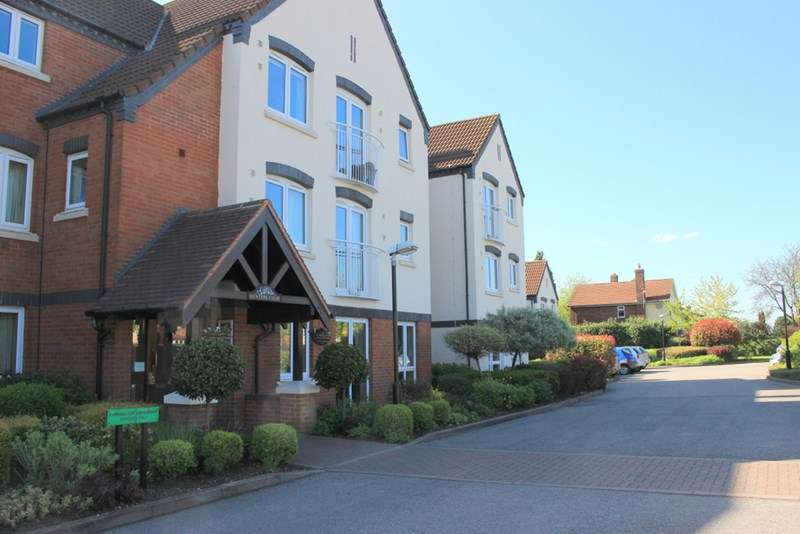 1 Bedroom Retirement Property for sale in Hunters Court, Sutton Coldfield, B74 3QX