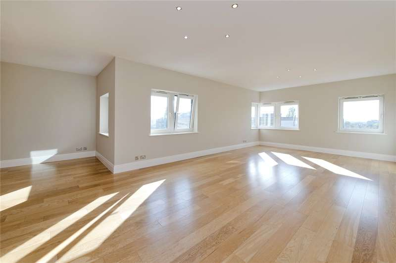 3 Bedrooms Flat for sale in Warren House, Beckford Close, W14