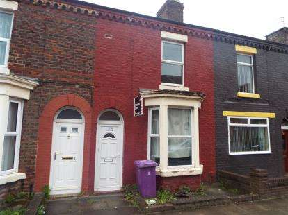 2 Bedrooms Terraced House for sale in Mansell Road, Liverpool, Merseyside, L6