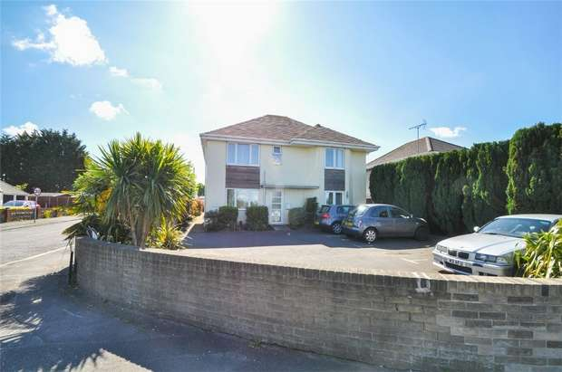 1 Bedroom Flat for sale in 63 Waterloo Road, POOLE, Dorset