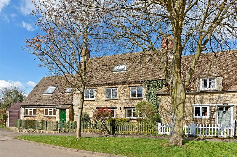 4 Bedrooms Semi Detached House for sale in Greatworth, Banbury, Oxfordshire, OX17