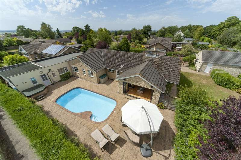 5 Bedrooms Detached House for sale in The Butts, Aynho, Banbury, Northamptonshire, OX17