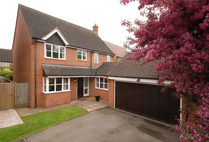 4 Bedrooms Detached House for sale in The Beeches, Deddington, Oxfordshire, OX15