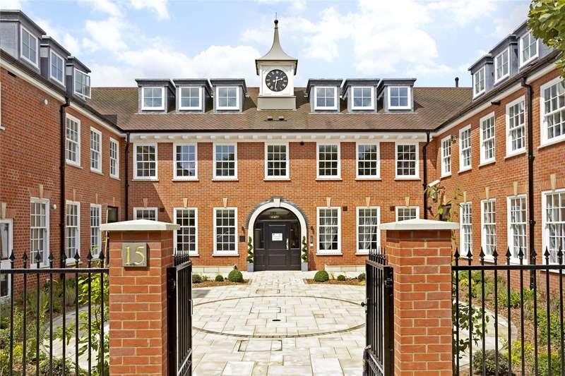 2 Bedrooms Flat for sale in High Street, Hampton Hill, Hampton, TW12