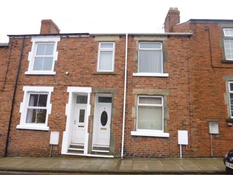 3 Bedrooms Terraced House for sale in Helmington Terrace, Hunwick