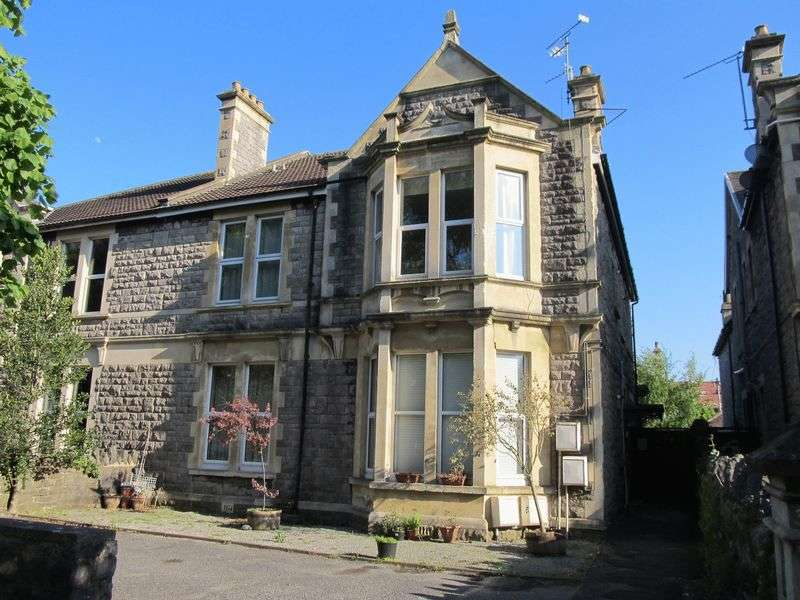 1 Bedroom Flat for sale in 34 Clarence Road South, Weston-Super-Mare