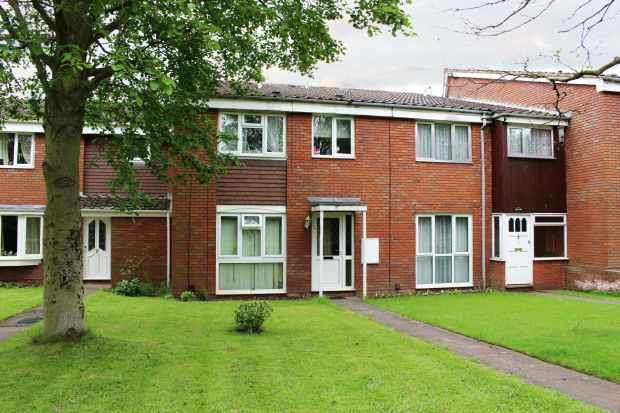 3 Bedrooms Terraced House for sale in Barnhurst Lane, Wolverhampton, West Midlands, WV8 1XB