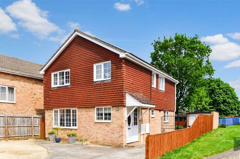 4 Bedrooms Detached House for sale in Beagle Close, Abingdon