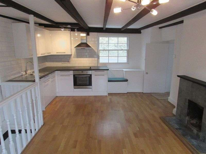4 Bedrooms Semi Detached House for sale in New Road, Boscastle