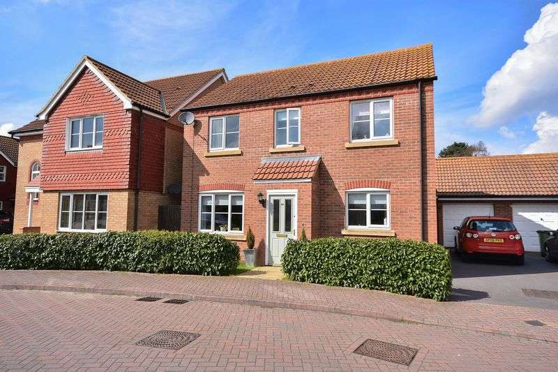 4 Bedrooms Detached House for sale in St. Bedes Drive, Boston