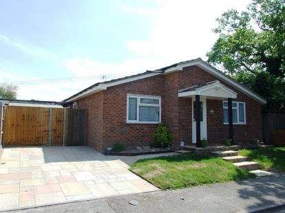 3 Bedrooms Bungalow for sale in Lakenheath, Brandon, Suffolk