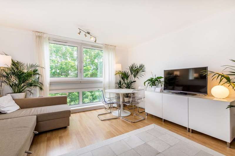 2 Bedrooms Maisonette Flat for sale in Mortimer House, Queensdale Crescent, Holland Park, W11