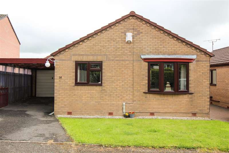 2 Bedrooms Bungalow for sale in Church Meadows, Chesterfield
