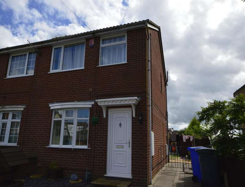 3 Bedrooms Semi Detached House for sale in Heathcote Street, Longton, Stoke-On-Trent, ST3