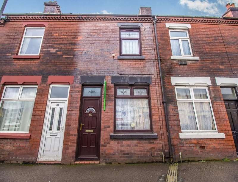 2 Bedrooms Property for sale in King Street, Fenton, Stoke-On-Trent, ST4