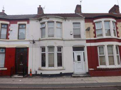 3 Bedrooms Terraced House for sale in Orleans Road, Liverpool, Merseyside, L13