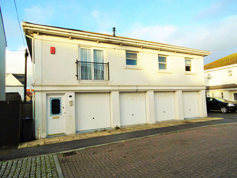 2 Bedrooms Detached House for sale in Manor Court, Seaton