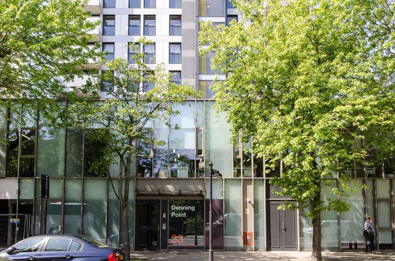 2 Bedrooms Flat for sale in Denning Point, Spitalfields, E1