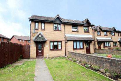 3 Bedrooms Semi Detached House for sale in Farmington Avenue, Sandyhills, Lanarkshire