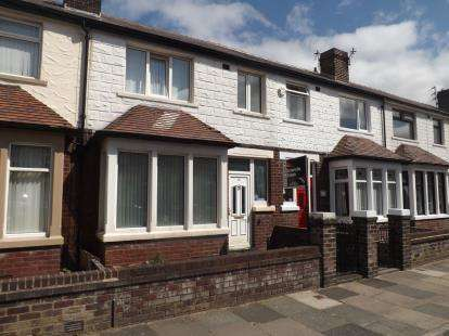 3 Bedrooms Terraced House for sale in Mayfield Avenue, Blackpool, Lancashire, ., FY4