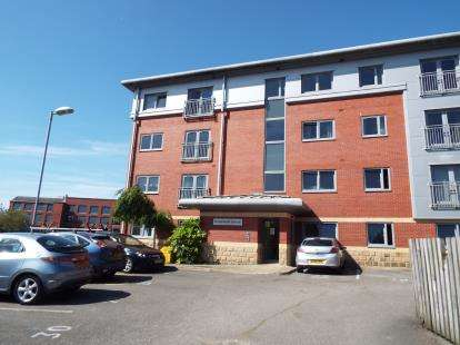 1 Bedroom Flat for sale in Woodrow House, Mercer Street, Preston, Lancashire, PR1