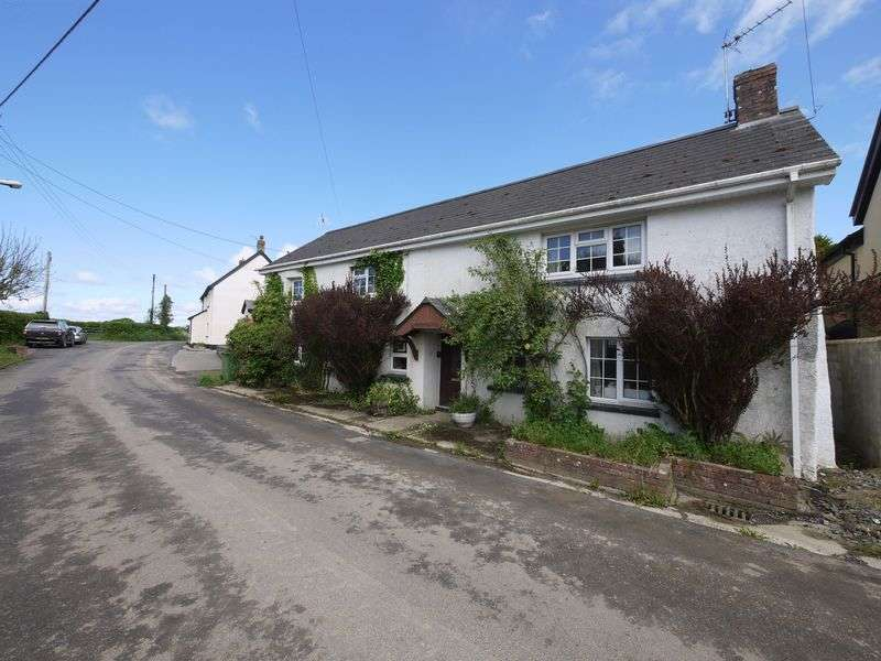 4 Bedrooms Detached House for sale in Sheepwash, Beaworthy