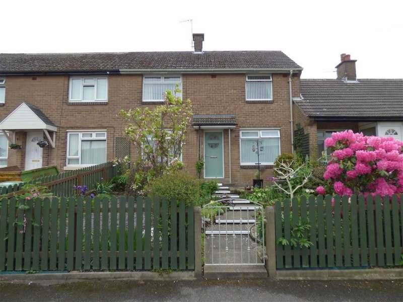 2 Bedrooms Property for sale in Croftlands, Newsome, HUDDERSFIELD, West Yorkshire, HD4