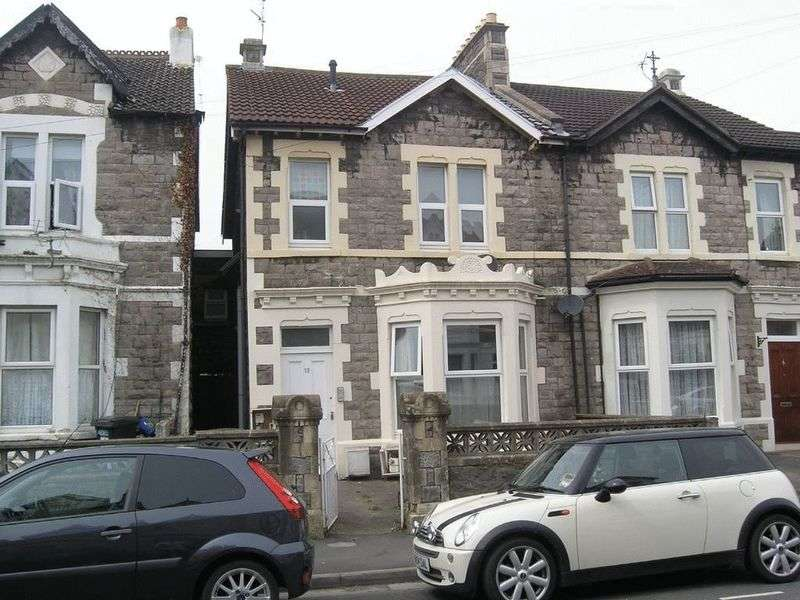 1 Bedroom Flat for sale in A SELF CONTAINED GROUND FLOOR FLAT