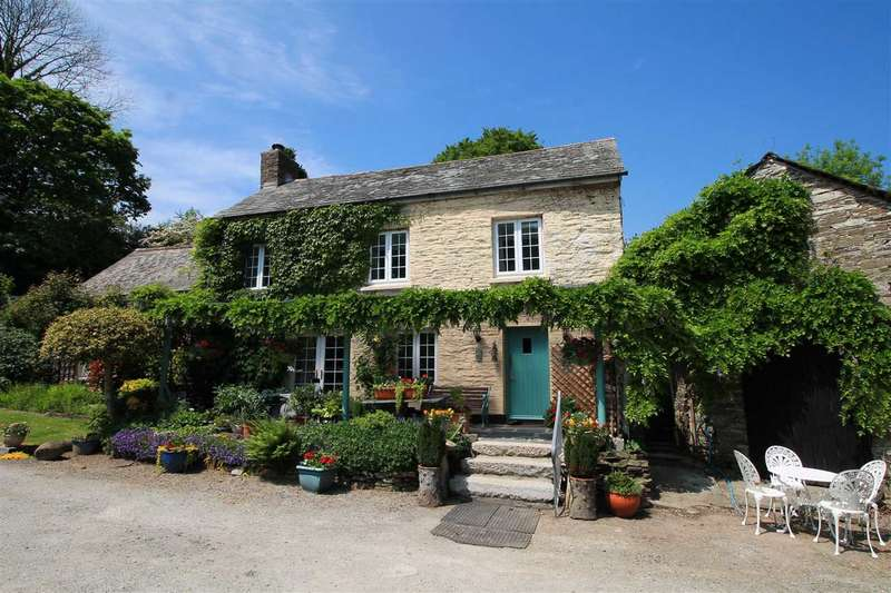 3 Bedrooms Cottage House for sale in Looe