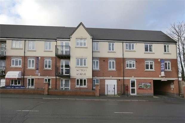 2 Bedrooms Flat for sale in Vale Road, Stourport-on-Severn, Worcestershire