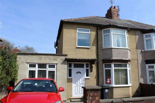 4 Bedrooms Semi Detached House for sale in North Road, Darlington, Durham