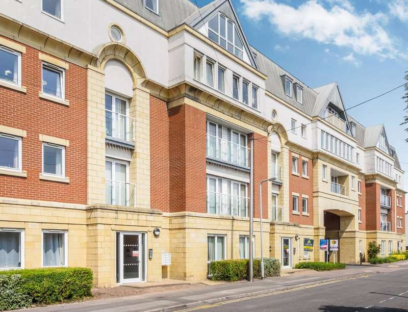 2 Bedrooms Flat for sale in Curzon Street, Burton-On-Trent, DE14