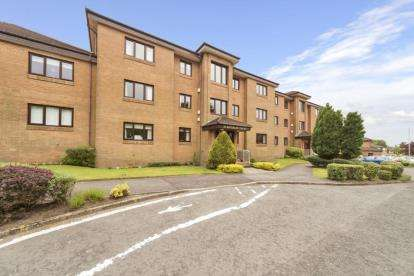 2 Bedrooms Flat for sale in Brisbane Court, Braidpark Drive
