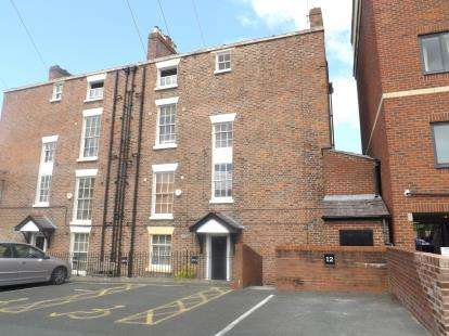 1 Bedroom Flat for sale in Upper Parliament Street, Liverpool, Merseyside, L8