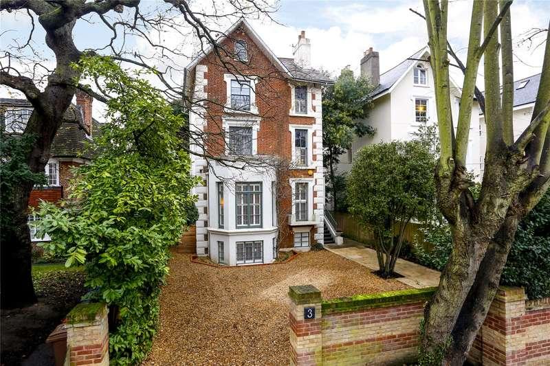 6 Bedrooms Detached House for sale in Oak Hill Road, Surbiton, KT6