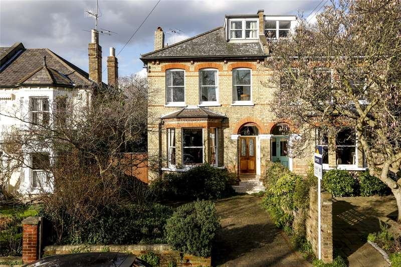5 Bedrooms Semi Detached House for sale in Alexandra Road, Kingston upon Thames, KT2