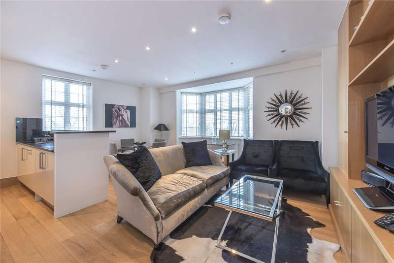 3 Bedrooms Flat for sale in Princes Court, 88 Brompton Road, London, SW3