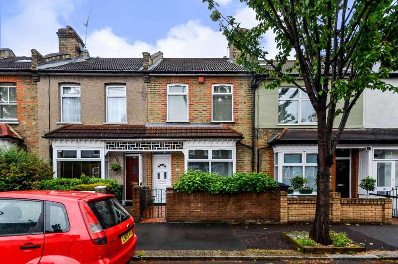 2 Bedrooms Terraced House for sale in Devonshire Road, Walthamstow, E17