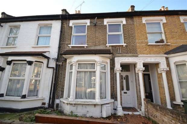 2 Bedrooms Flat for sale in Buckland Road, London