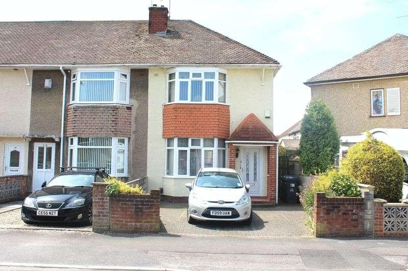 3 Bedrooms Terraced House for sale in Warren Road, Filton, Bristol